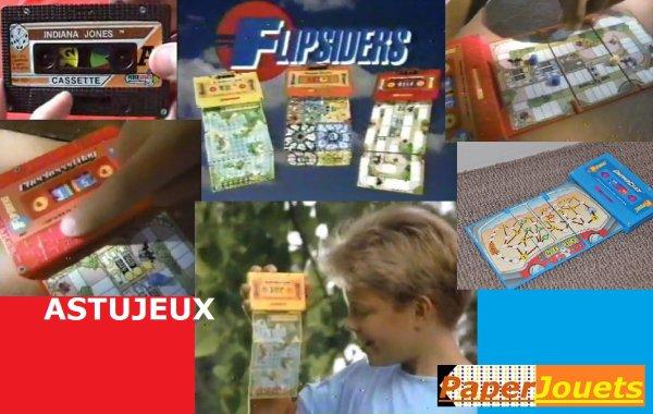 """jouets 80s____ Les"""" ASTUJEUX"""" (1987-1992)"""