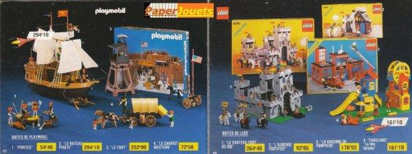 CATALOGUE DE NOËL Continent 1987 (1)