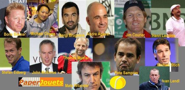 SPORT: Que sont devenus les tennismen de notre jeunesse ?