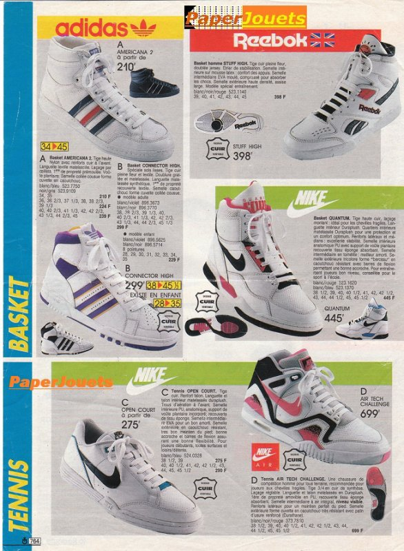BASKETS.... Collection 1990