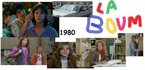 FILM 80s___ LA BOUM, de Claude Pinoteau (1980)