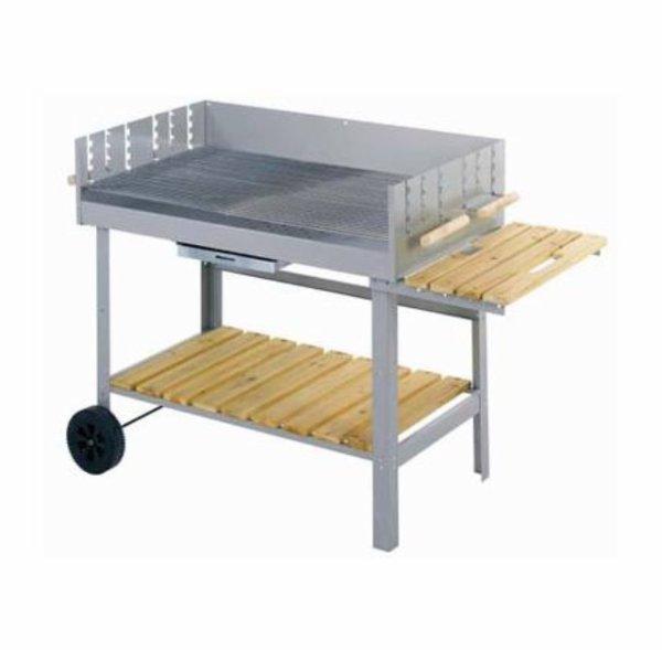 Barbecue inox