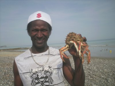 petit week end a la mer avec mon fils....