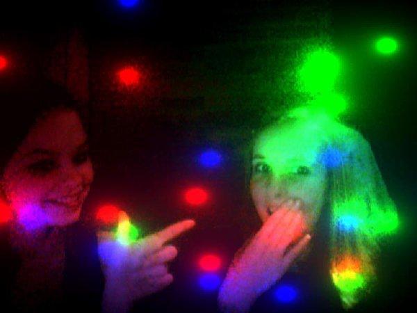 Ma belle soeur , ma meilleure amie , mon tout !