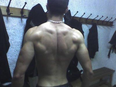 en mode muscu