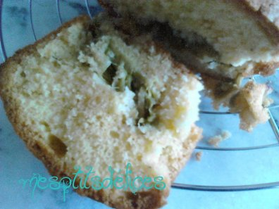 cake a la rhubarbe !!!!!!!!