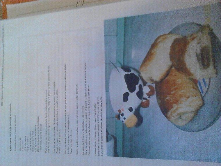 pains choco briochés !!!