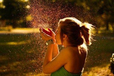 Glück ist Etwas, das man geben kann, ohne es zu besitzen.