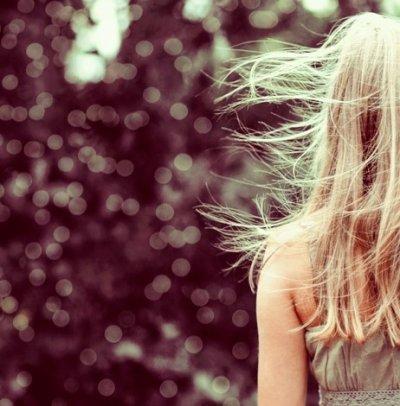 Glück ist, wenn uns das Leben seine schönste Seite zeigt.
