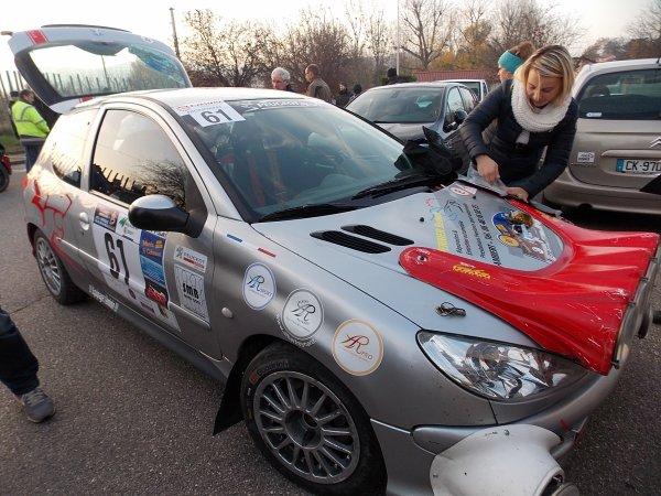 A voir :en amont du Rallye....