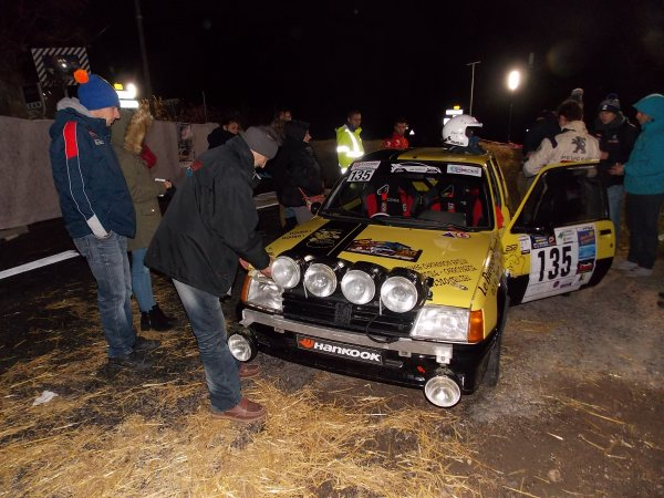 Autour du Rallye lui même ! !