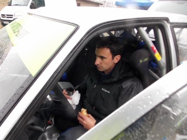Avant le Rallye…Monts et Coteaux ! ! !