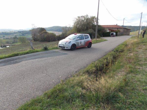 En vue du Rallye du Montbrisonnais......