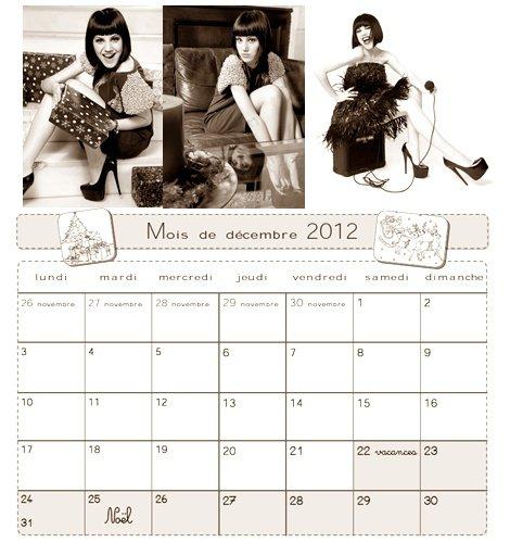 calendrier de Physique ou Chimie