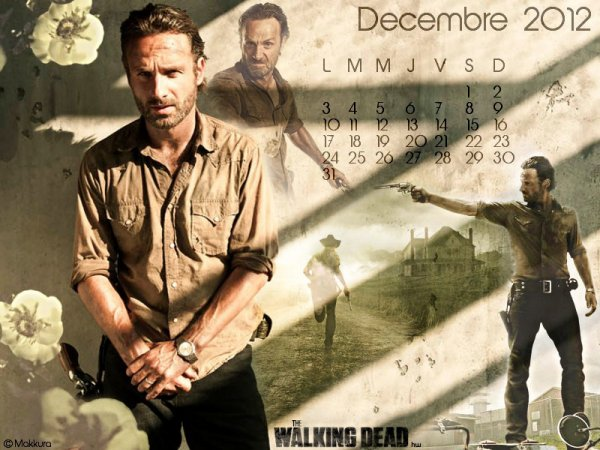 calendrier (The Walking Dead)