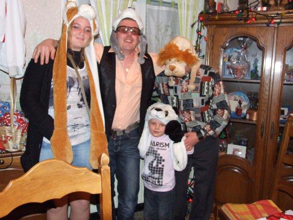 PETITS DELIRE EN FAMILLE