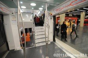 MI09 : nouveau train à 2 étages, seul successeur des MI84