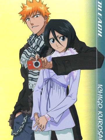 Chapitre 2 : Ichigo et Rukia ensembles