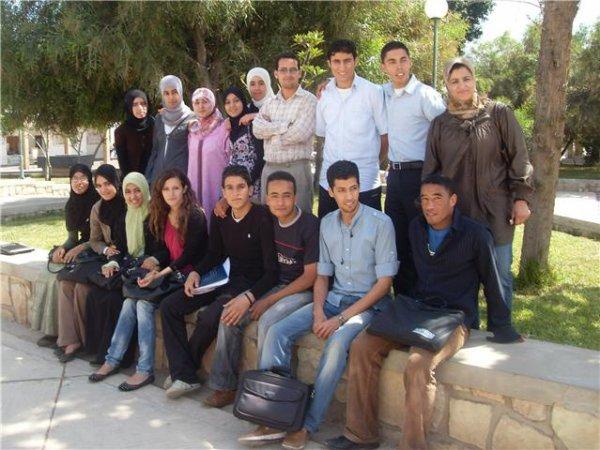 souvenirs universitaire..groupe BCP.bio