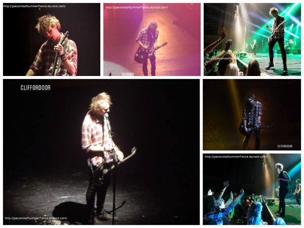 Le 5 mai Nouveau concert à Melbourne hier pour les garçons !