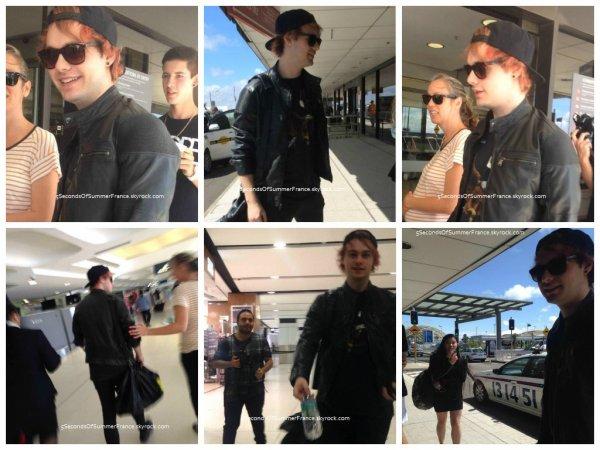 Le 2 février Michael rejoint son groupe !