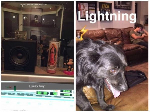 Le 21 février Toujours en studio !