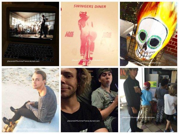 Le 11 avril 2015 Le deuxième album est presque terminé !