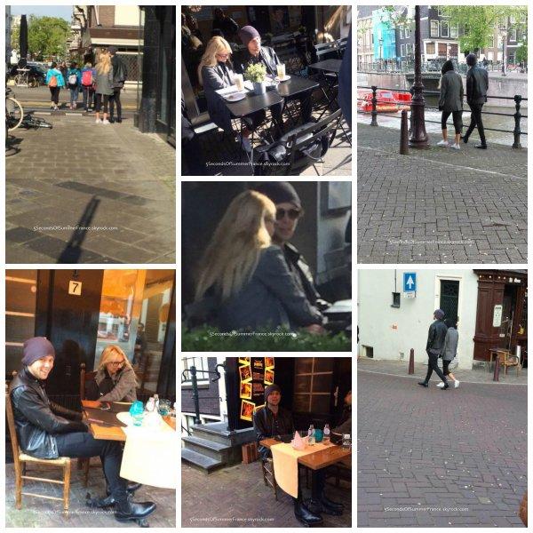 Le 20 mai 2015 Concert à Amsterdam ce soir !