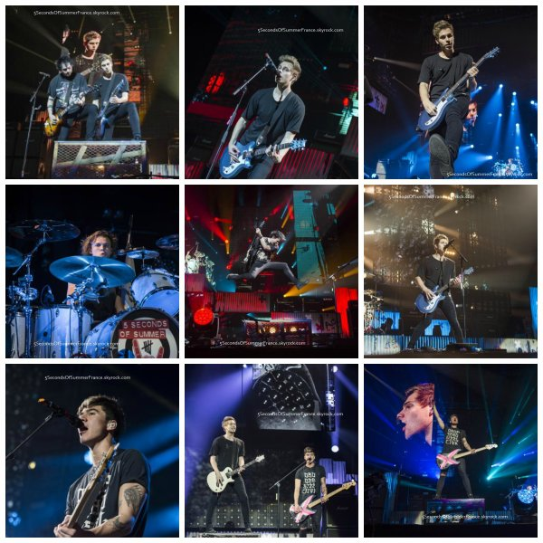 Le 2 juin 2015 Concert à Newcastle ce soir !