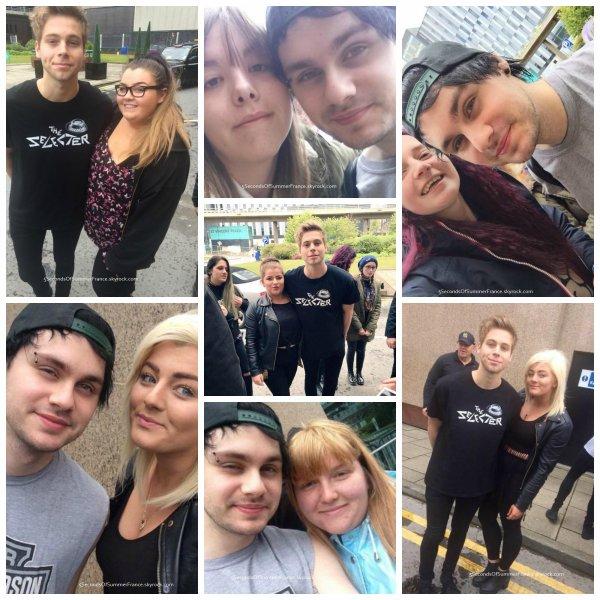 Le 3 juin 2015 Concert à Leeds ce soir !