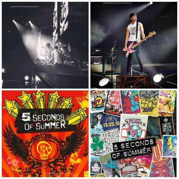 Le 23 juin 2015 Concert à Brisbane aujourd'hui !