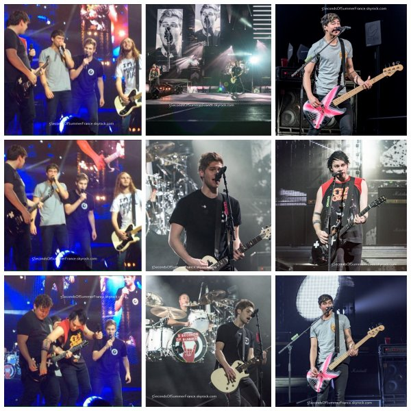 Le 30 juin 2015 Fin de la tournée australienne !