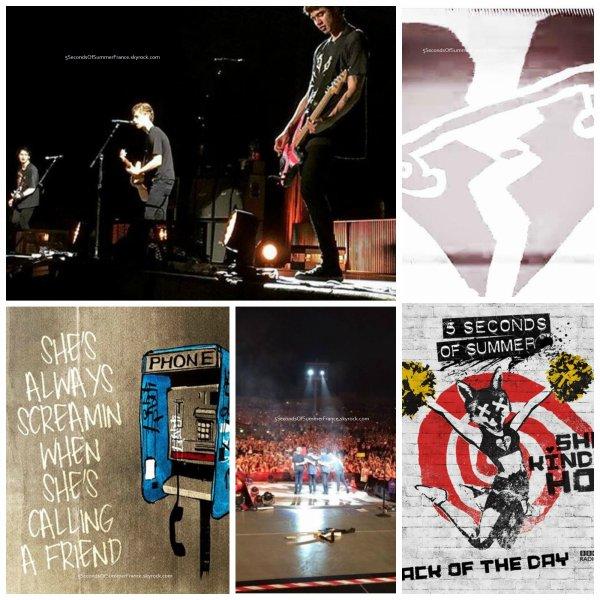 Le 19 juillet 2015 Concert à Irvine demain !
