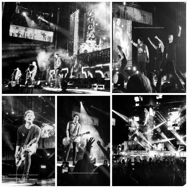 Le 20 juillet 2015 Concert à Irvine ce soir !