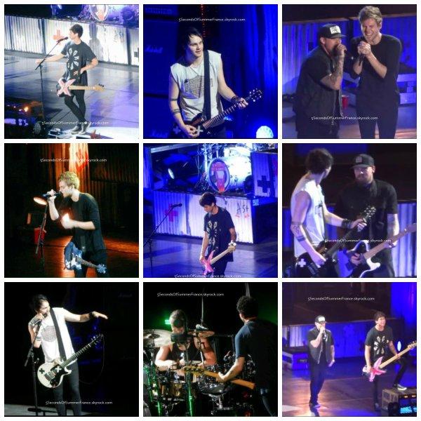 Le 21 juillet 2015 Concert à Concord ce soir !
