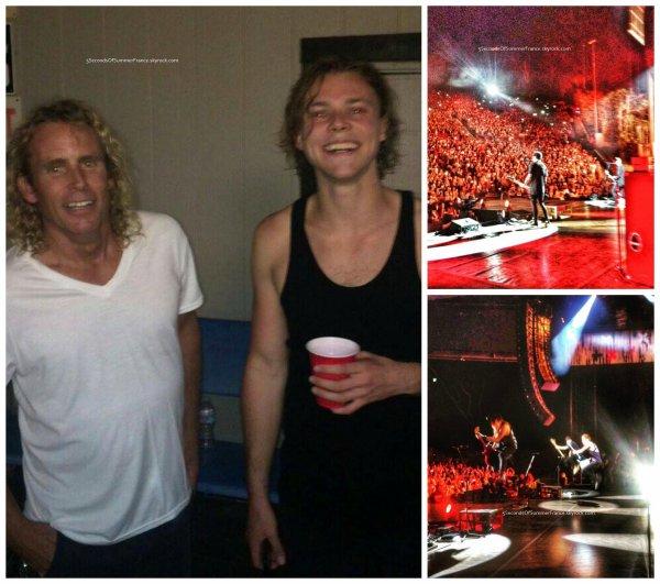 Le 22 juillet 2015 Concert à Mountain View ce soir !