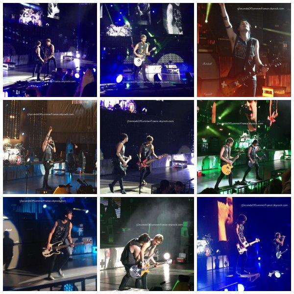 Le 23 juillet 2015 Concert à Seattle demain !