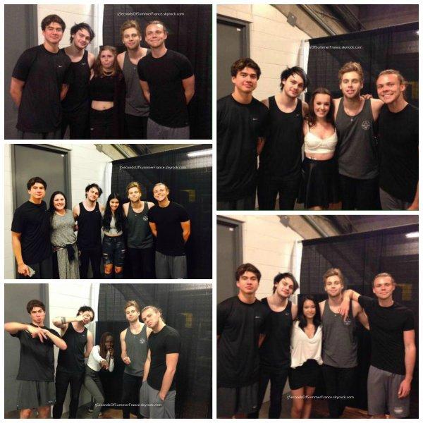 Le 26 juillet 2015 Concert à Edmonton demain !