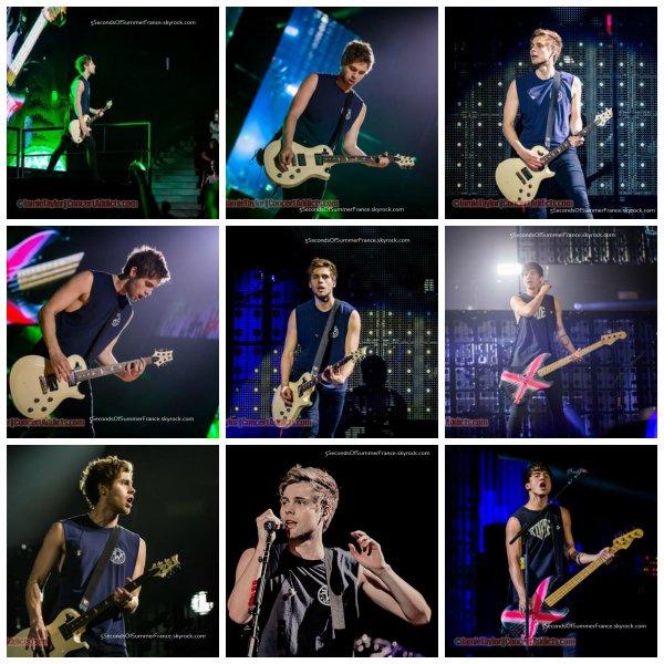 Le 27 juillet 2015 Concert à Edmonton ce soir !