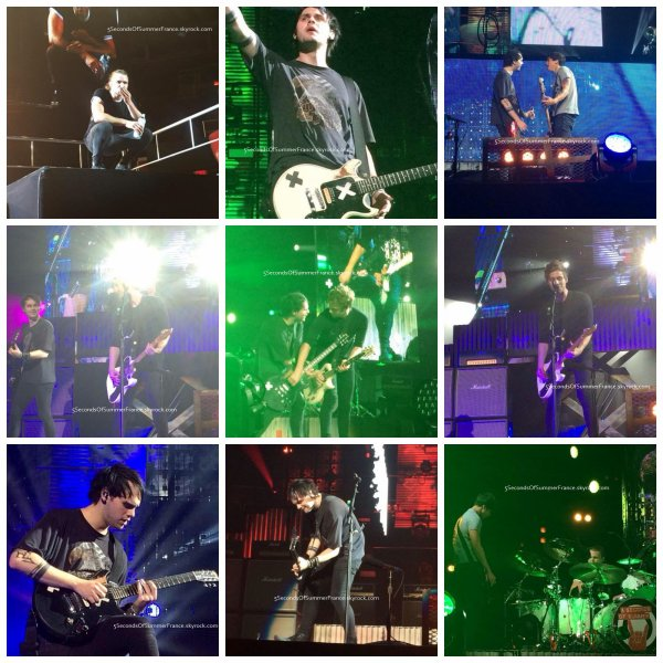 Le 22 août Concert à Indianapolis ce soir !