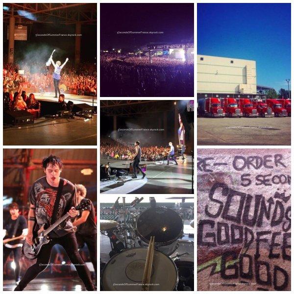 Le 24 août Concert à Toronto demain !