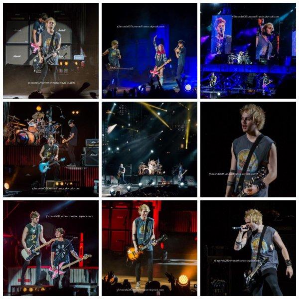 Le 9 septembre 2015 Concert à Charlotte ce soir !