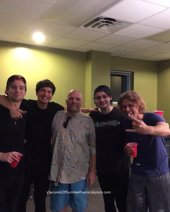 Le 10 septembre 2015 Concert à Raleigh ce soir !