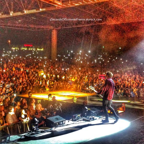 Le 11 septembre 2015 Concert à Tampa demain !