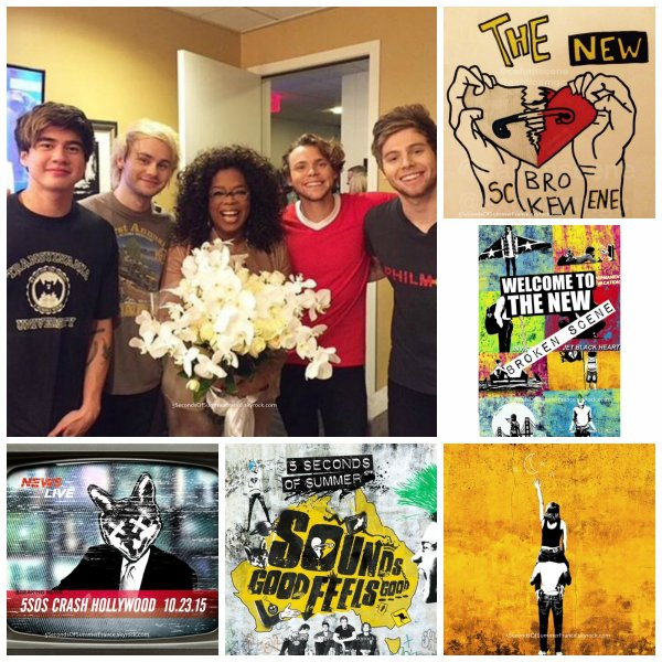 Le 23 octobre 2015 Sounds Good Feels Good sort aujourd'hui !