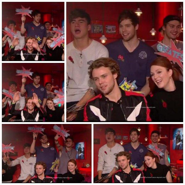 Le 7 novembre 2015 Les BBC Radio 1 Teen Awards sont demain !