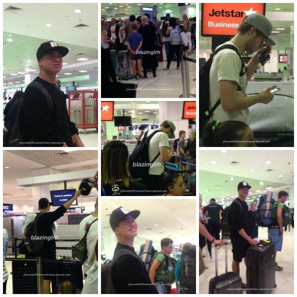 Le 29 décembre 2015 Les garçons sont à Bali !