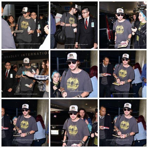 Le 27 janvier 2016 Michael est à Los Angeles !