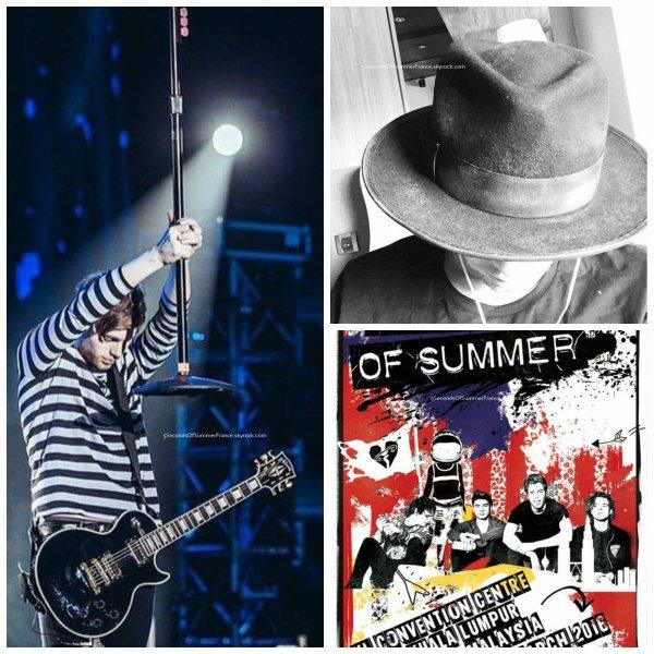 Le 2 mars 2016 Concert à Kuala Lumpur aujourd'hui !