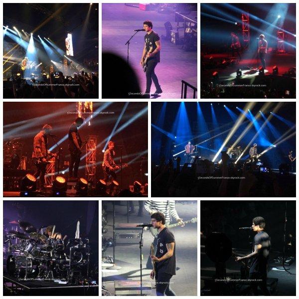 Le 2 avril 2016 Plus que quelques jours avant la reprise de la tournée !
